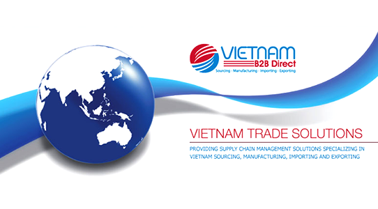 Vietnam Trade Solutions - Providing supply chain management solutions specializing in Vietnam sourcing, manufacturing, importing and exporting